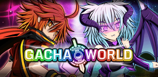 Gacha World sur PC