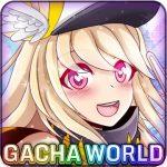 Logo de Gacha World
